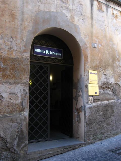 入り口のフリー写真素材