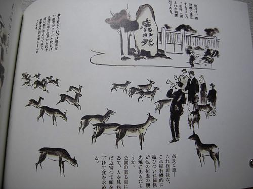 奈良名勝漫遊三日の旅-05