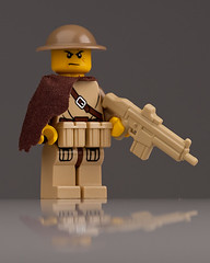 Apocalypse Warrior (~Ghost Soldier~) Tags: cool head awesome apocalypse warrior hac brickarms brickforge ninjago