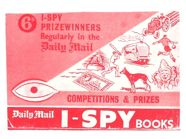 Daily Mail I-Spy Books