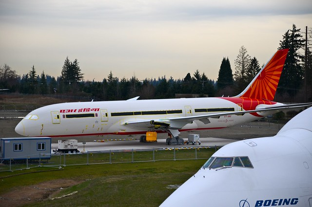 Air India Boeing 787 Dreamliner VT-ANC ZA232
