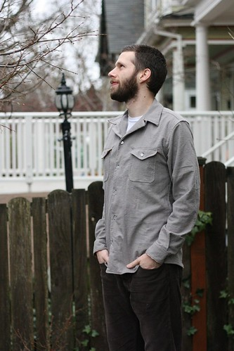 Colette Negroni Test Shirt - Outdoors