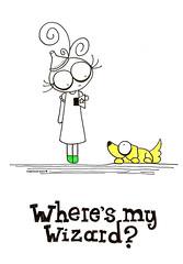 tingirl (saposaraso★) Tags: dog anime girl illustration tin oz wizard amor niña perro infantil universal dibujo mago corazón mascota caricatura literatura clásico hojalata saposaraso