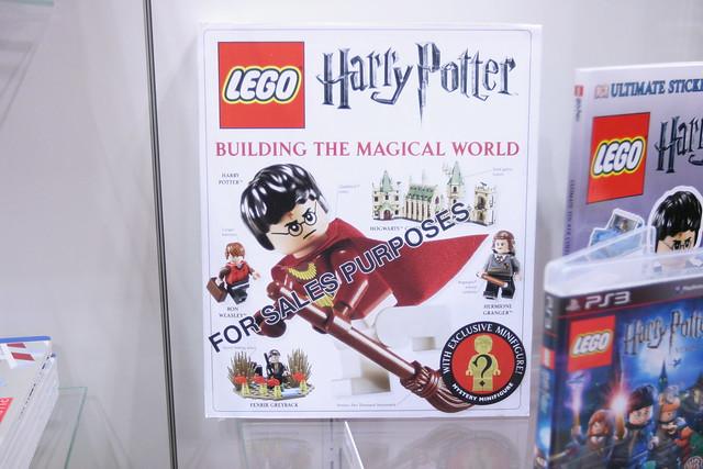 LEGO Toy Fair 2011 - LEGO Licensing - 07