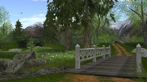 Would you chose Calas Galadhon for your perfect Valentine?