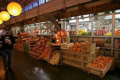 Walk In New York - Chelsea Market - Halloween