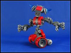 妹妹BOT - meimeiBOT (TOKYO TAG TEAM) Tags: robot lego mei 妹妹