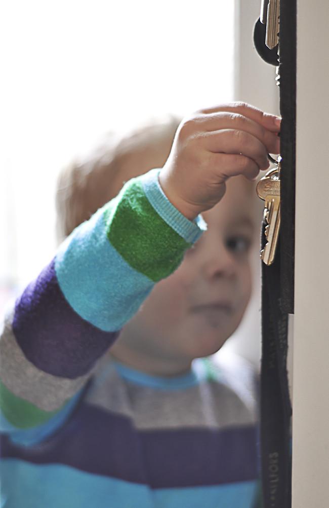 han snor min nyckel