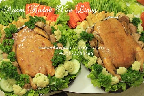 Ayam Kodok Vivi Liong