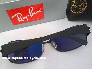 RB 3332 Black Polarized 3