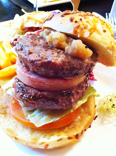 The BCBG burger
