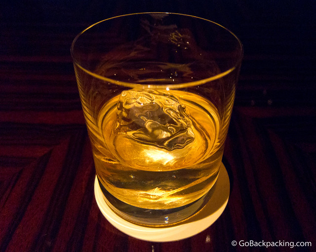 Suntory Hibiki whisky, 17 years