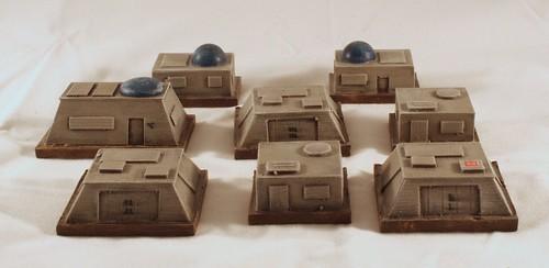 Habitat modules