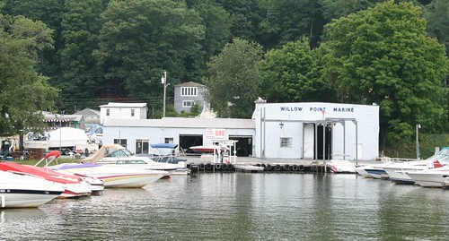Photo of Willow Point Marina - Greenwood Lake New York by best_marinas