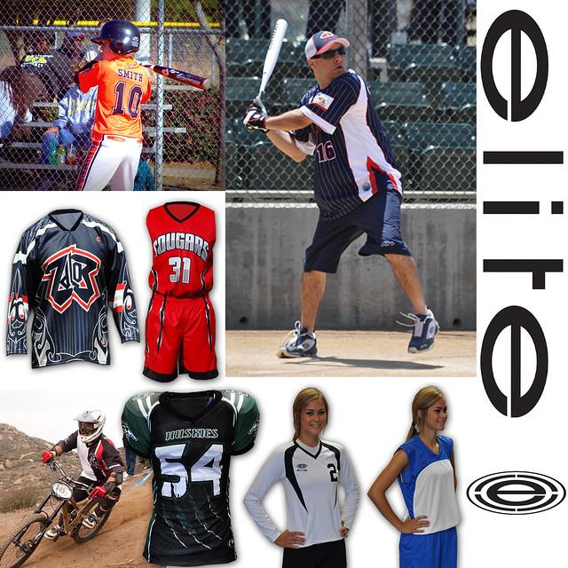 elite custom apparel