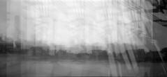 Millennium Bridge 03 (tom_gifford) Tags: london thames mediumformat millenniumbridge 120film thamespath agfaclack multipleexposures adoxchsart100 microclicks tomgifford