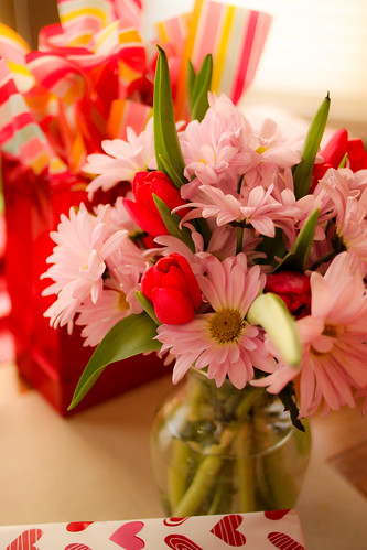 7 | 52: Valentine's Day flowers