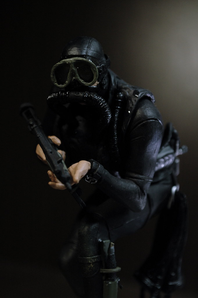 NAVY SEAL MCFARLANE'S MILITARY SERIES 1 SPAWN