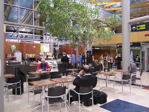 Victoria Airport Food Court
