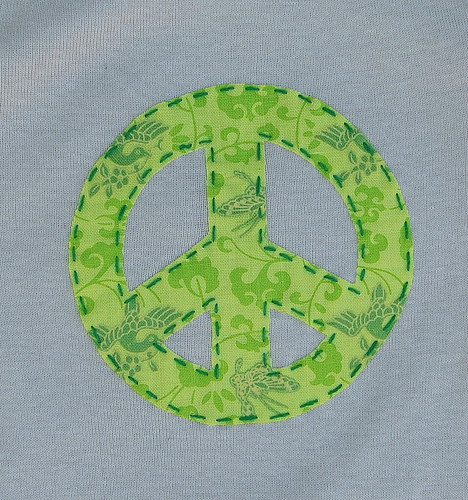 peace onsesie