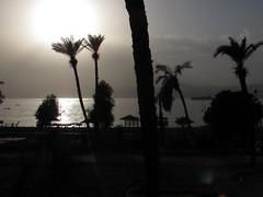 The Red Sea coast at Aqaba (golden road) Tags: coast redsea jordan jd jordanian aqaba jordanie jordania syj giordania