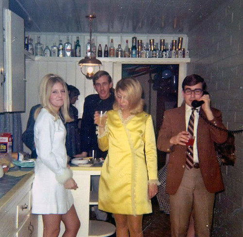 1968 party (found photo)