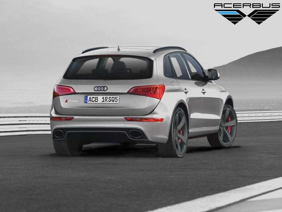 2012 AUDI RSQ5 render by ACERBUS