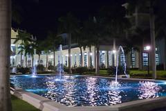 RIU Palace Punta Cana (RNexposures) Tags: sky building water dominicanrepublic palmtrees pools hotels fountains puntacana caribeansea canonef5014 canoneos5dmarkii riupalaceresort