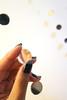 (Dnz Aqmi) Tags: make espelho glitter mirror hands olhos maquiagem boca reflexo mãos nailart unhascoloridas holográfico