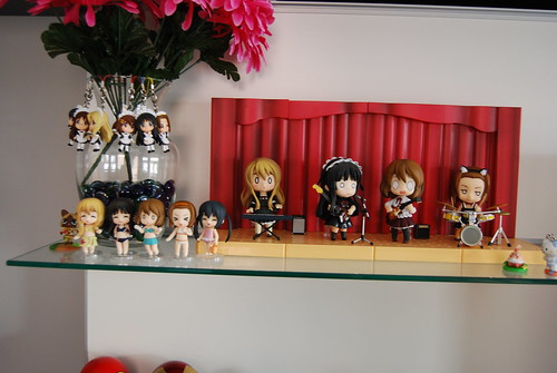 K-On! Festival Set and friends