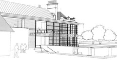 Proposed External View