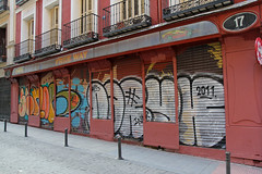 seor (guos) & darik (dug_da_bug) Tags: madrid graffiti spain seor darik guos