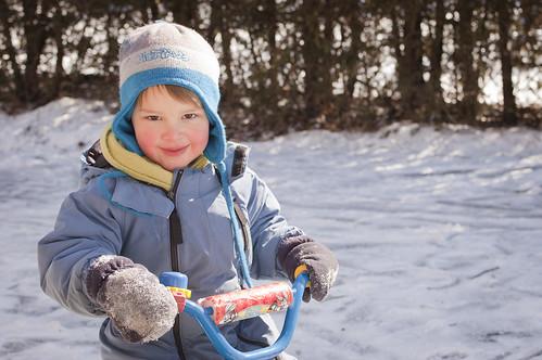 60:365家庭日的冬季娱乐