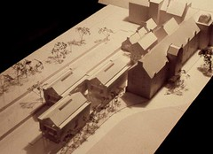 Model - Aerial View