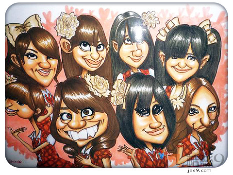AKB48-illustration-1