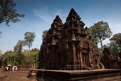 Banteay Srei (XEgg) Tags: canon cambodia angkor banteaysrei     ef247028l 5dmarkii