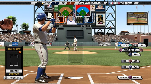 MLB 11 The Show: Co-op Play