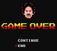 Game Over Gaddafi