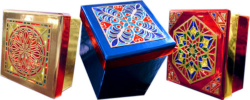 boxes Decorative