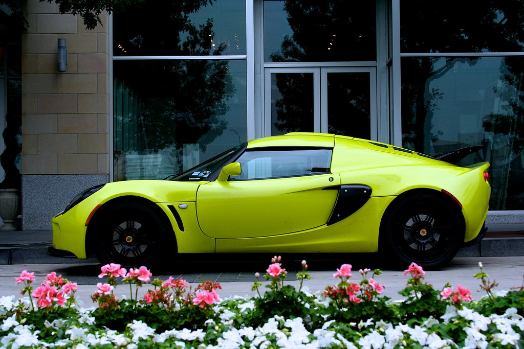 High Quality Delicieux Lotus Exige (Zachary Koontz Photography) Tags: Pink  Flowers White Black