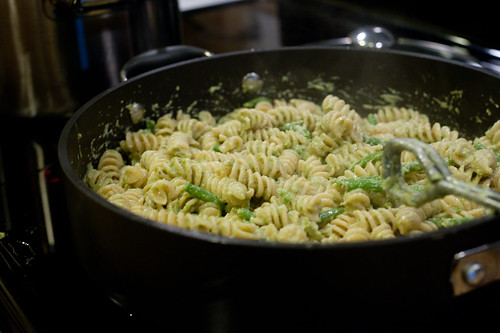 Pasta with Green Beans-Geometry of Pasta
