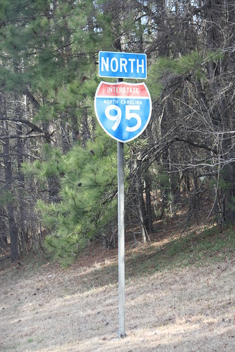 I-95 North Carolina