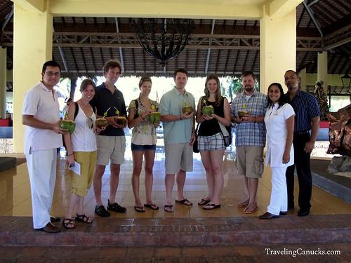 Team #BlogRH in Punta Cana