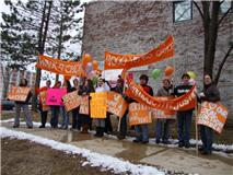 Champaign Urbana Walk for Choice