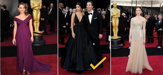 Oscars Fashion 3