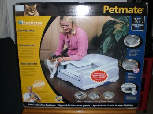 Petmate XL Litter Appliance- $50