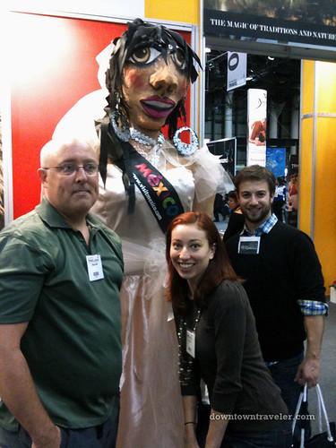 NY Times Travel Show 2011