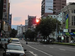 Sunset (Jiuru 1st Rd.)