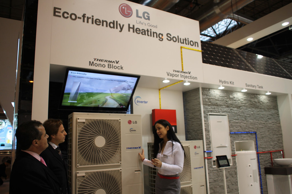 LG UNVEILING NEW PRODUCTS, BIG PLANS FOR EUROPEAN ENERGY SOLUTIONS MARKET
