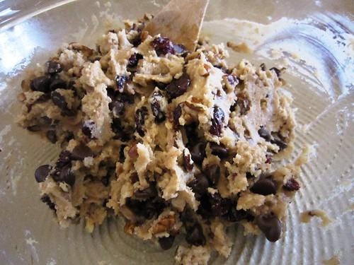 Mixing Cookie Dough, take two